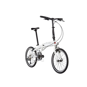 Ortler London Race Folding Bike white